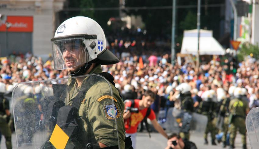 Παγιώθηκε το «μοντέλο Μέρκελ» στις διαδηλώσεις