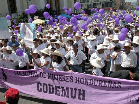 Ονδούρας: Καταστολή, δολοφονίες και το φεμινιστικό κάλεσμα για Αντίσταση