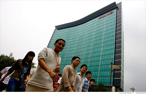 Για κατασκοπία κατηγορούν οι ΗΠΑ τις κινέζικες Huawei και ZTE