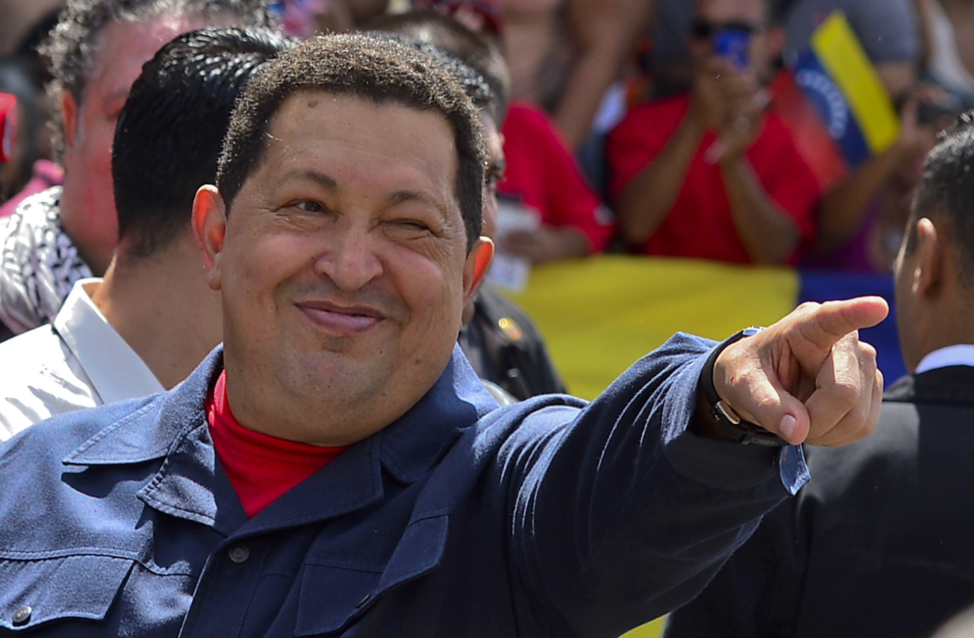 Τσάβες: Ο άνθρωπος που άλλαξε την Λατινική Αμερική