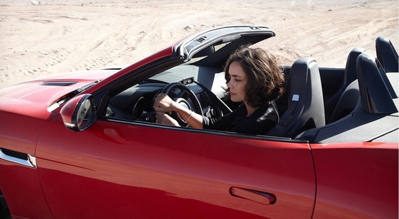 Desire: Δείτε τη μίνι ταινία -διαφημιστικό της Jaguar από τον Ridley Scott