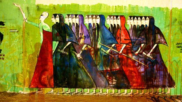 Αίγυπτος: οι τοίχοι έχουν τη δική τους ιστορία