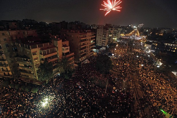 Γεννημένο την 4η Ιουλίου το στρατιωτικό πραξικόπημα στην Αίγυπτο