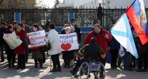 Μια Ελληνίδα από την Κριμαία: «Ρώσοι, Ουκρανοί ένας λαός, μια ιστορία, ένα κοινό μέλλον!»