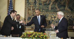 Ολυμπιακών διαστάσεων γκάφα του Ομπάμα