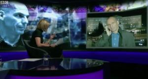 Όταν ο Βαρουφάκης ξεφτίλισε την Έμιλι του BBC