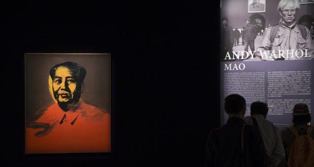 Σε ποσό ρεκόρ πουλήθηκε πορτρέτο του Μάο δια χειρός Γουόρχολ!