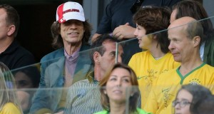 Τον «γρουσούζη» Μικ Τζάγκερ κατηγορούν οι Βραζιλιάνοι για το διασυρμό τους
