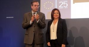 Μαρία Σπυράκη καρφώνει Λαφαζάνη στην Ευρωβουλή… και η ίδια αυτοκαρφώνεται ως αμαθής