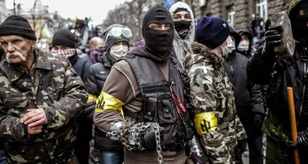 Το άγριο πρόσωπο του ουκρανικού εθνικισμού